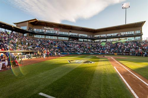 Players View of Cheney Stadium