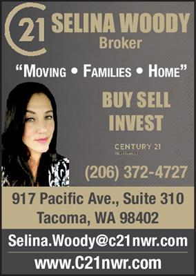 Selina Woody - Century 21 Northwest
