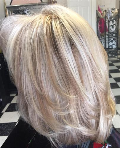 Women Hair Color, Cut-Style & OLAPLEX Hair Bonding Treatment By Appointments 903-342-6688
