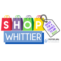 Shop Whittier for a Chance to Win $500
