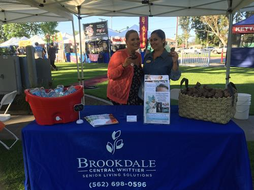 Brookdale Central Whittier-Concerts in the Park, Parnell Park, Reggae Night 2015