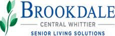 Brookdale Central Whittier Official Logo