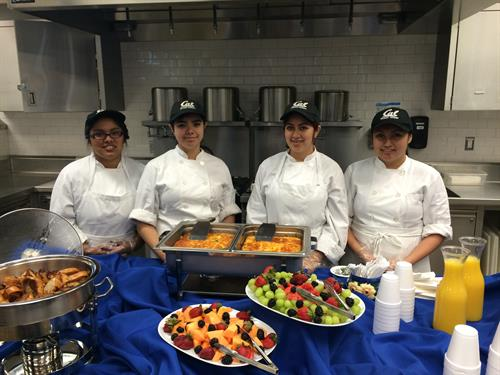 Culinary Arts is just one of many popular pathways Tri-Cities ROP offers its students.