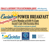 Encinitas Power Breakfast