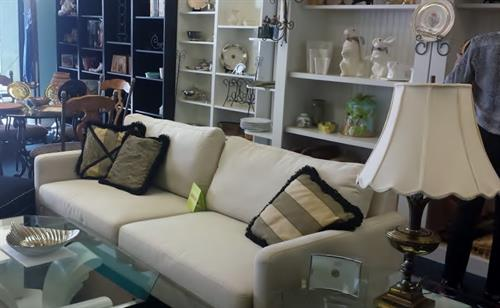 Fine furnishings available at Fabulous Finds.