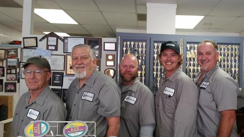 Lee's Lock & Safe Knowlwdgeable & Friendly Staff