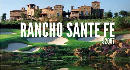 Rancho Santa Fe Lifestyle Living