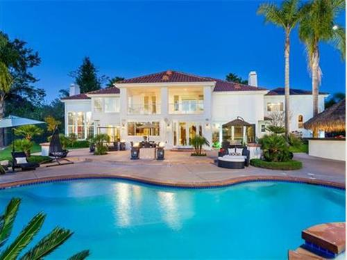Rancho Santa Fe Luxury Home
