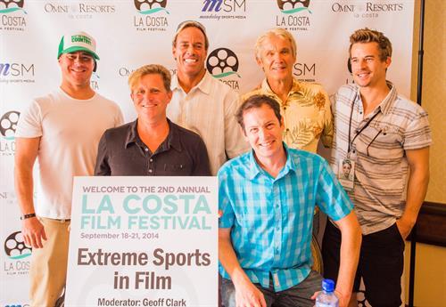 Extreme Sports Film Panel