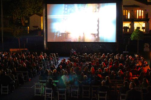 La Costa Film Festival Outdoor Screening Under the Stars