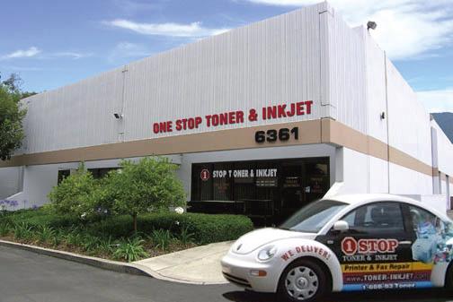 One Stop Toner & Inkjet, LLC