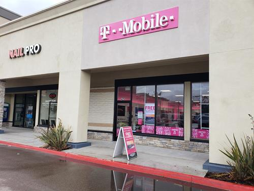 T Mobile Encinitas on Santa Fe