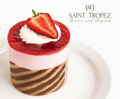 Dessert Saint Tropez