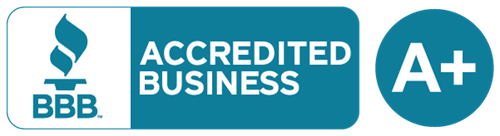 BBB Accredited with an A+