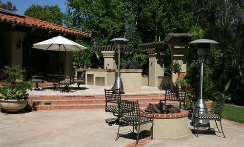 Rancho Santa Fe Outdoor Kitchen