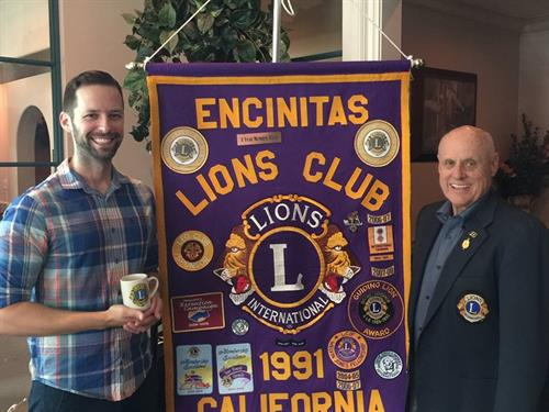 Bi-monthly Lion's Luncheon Meeting at Borrellis