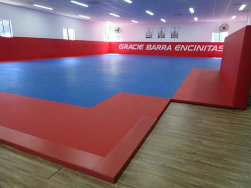 mat area