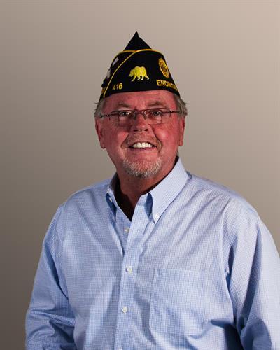 San Dieguito American Legion Post 416 Chaplain, Tim Cronin, USN