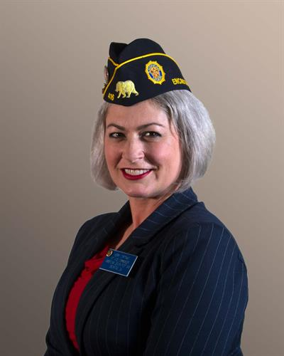 San Dieguito American Legion Post 416 1st Vice Commander, Kerry Cortinas, USMC