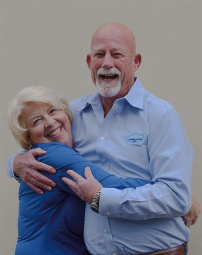 John and Connie Stevenson Owners of John Stevenson Plumbing, Heating and Air