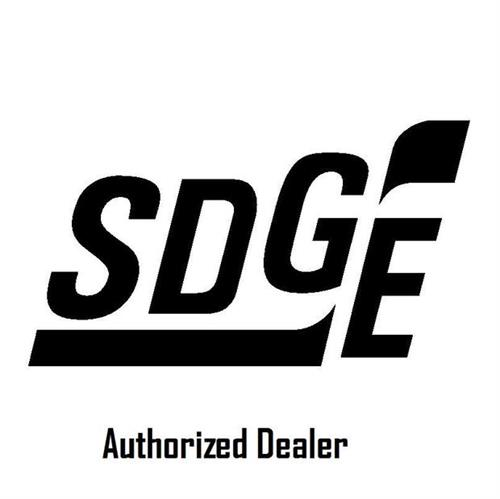 We are an Authorized SDGE Lock and Key Center