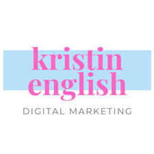 Kristin English Digital Marketing