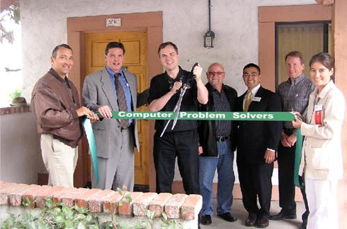 Encinitas Chamber Ribbon Cutting