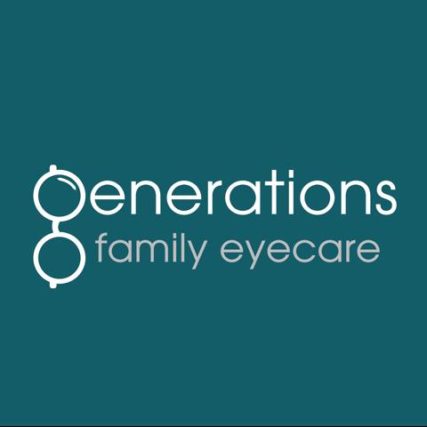 Generations Family Eyecare Logo