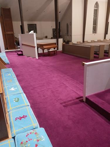 Church Carpet