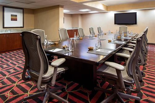 The Executive Board Room