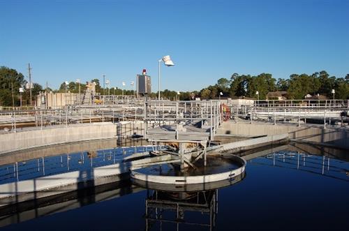 Environmentally Friendly Wastewater Treatment