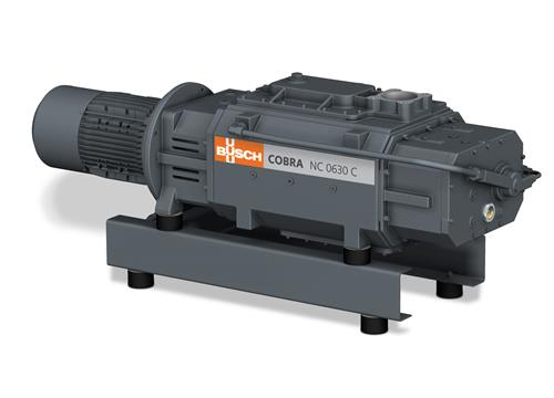 COBRA Industrial > Dry Screw Vacuum Pumps