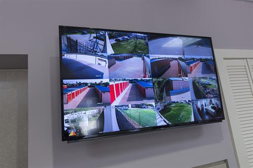 State of the Art Video Surveillance