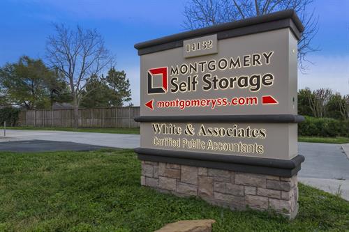 Montgomery Self Storage Nestled in the Prestonwood Community