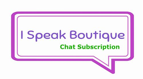 ISB Chat Subscription