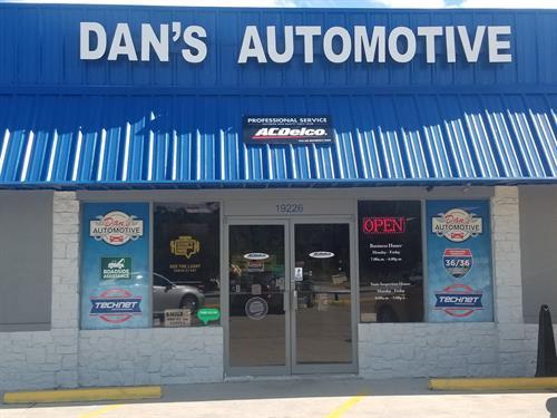 Dan's Automotive