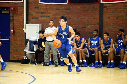 Hillside Basketball