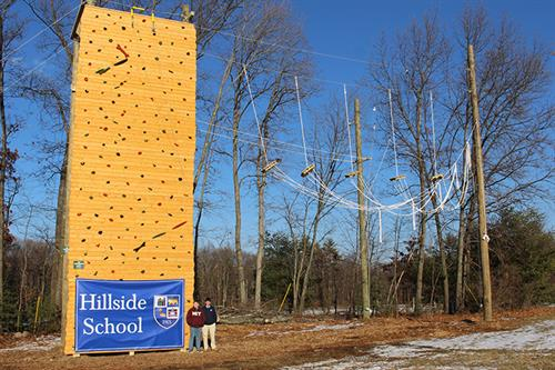 Hillside Challenge Course