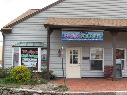 Exterior of Wicked Chronic