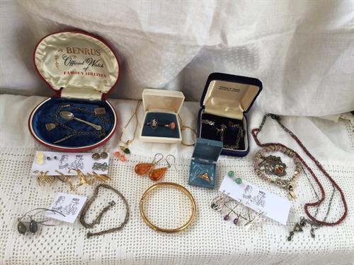 Collection Vintage Fine Jewelry