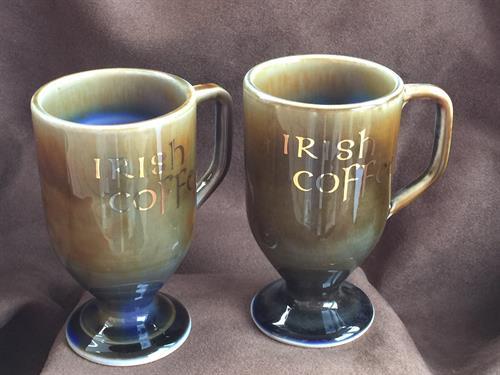 Irish Coffee Mugs Made in Ireland