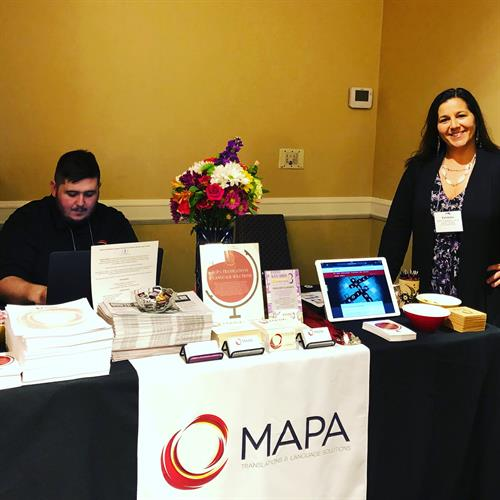 MATSOL Conference 2018 - President & CEO, Drita Protopapa & Lead Project Manager, Mateus Almeida