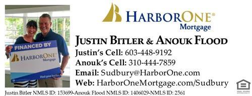 Justin Bitler and Anouk Flood