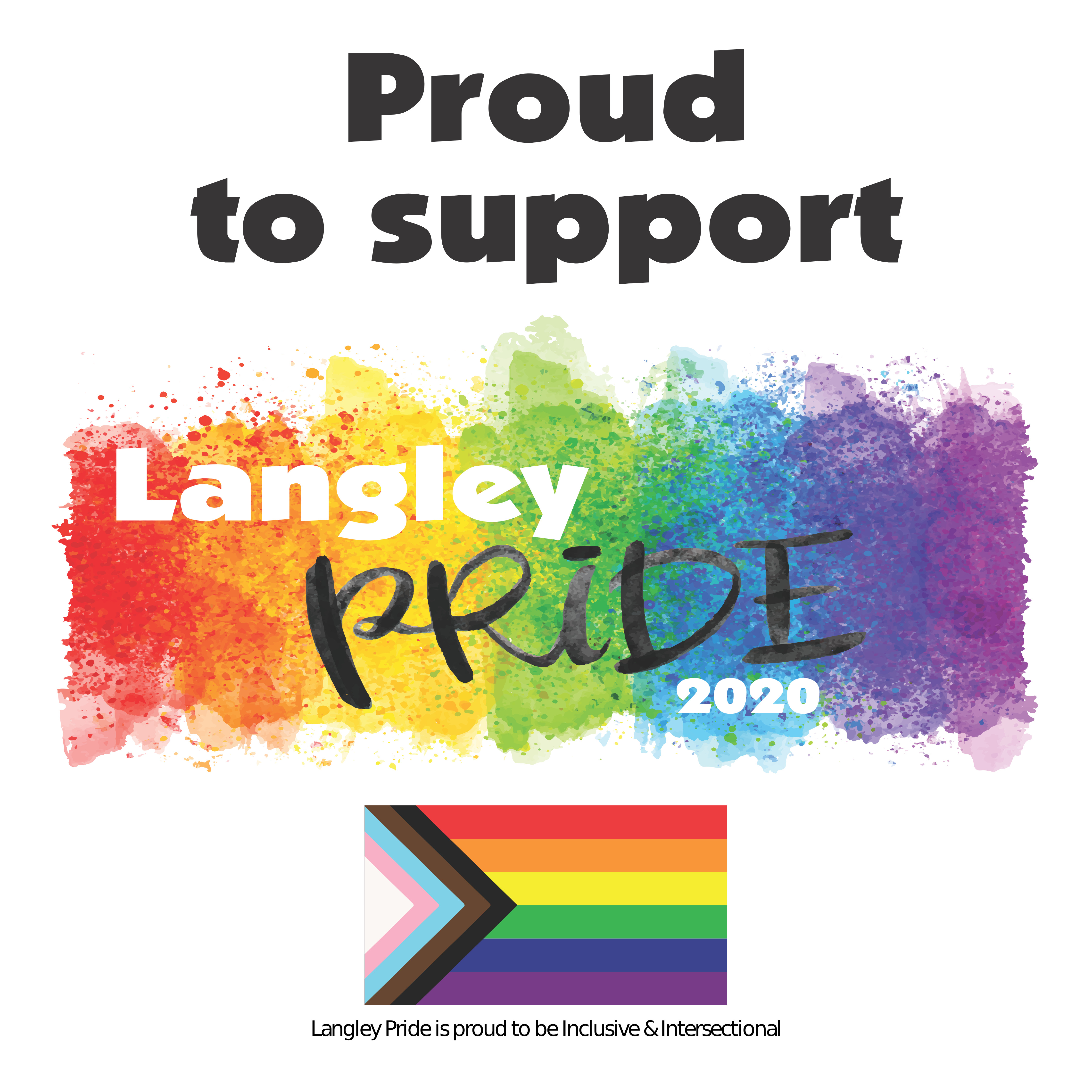 Image for Langley Pride 2020
