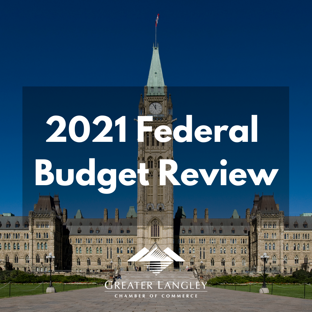 Image for 2021 Federal Budget