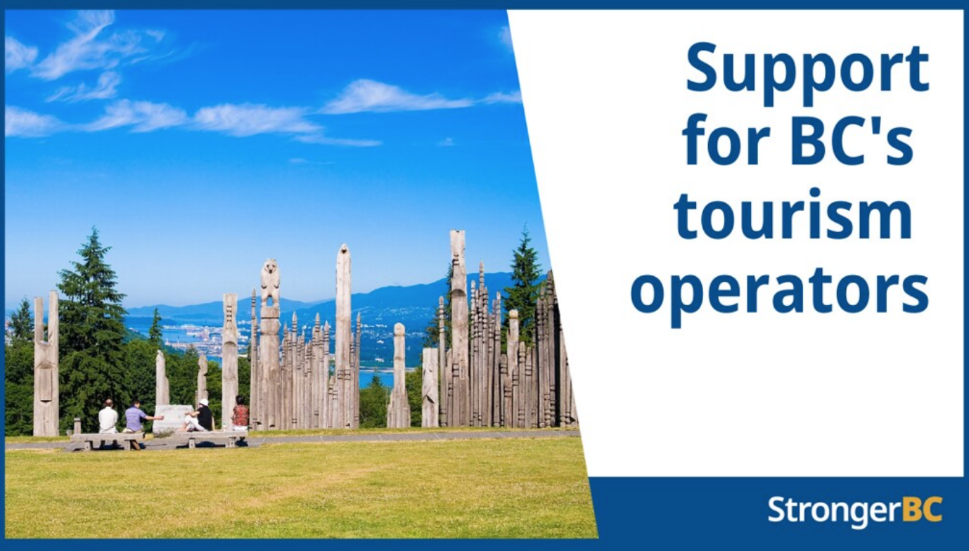 Image for New province wide program supports B.C.'s anchor tourism organizations