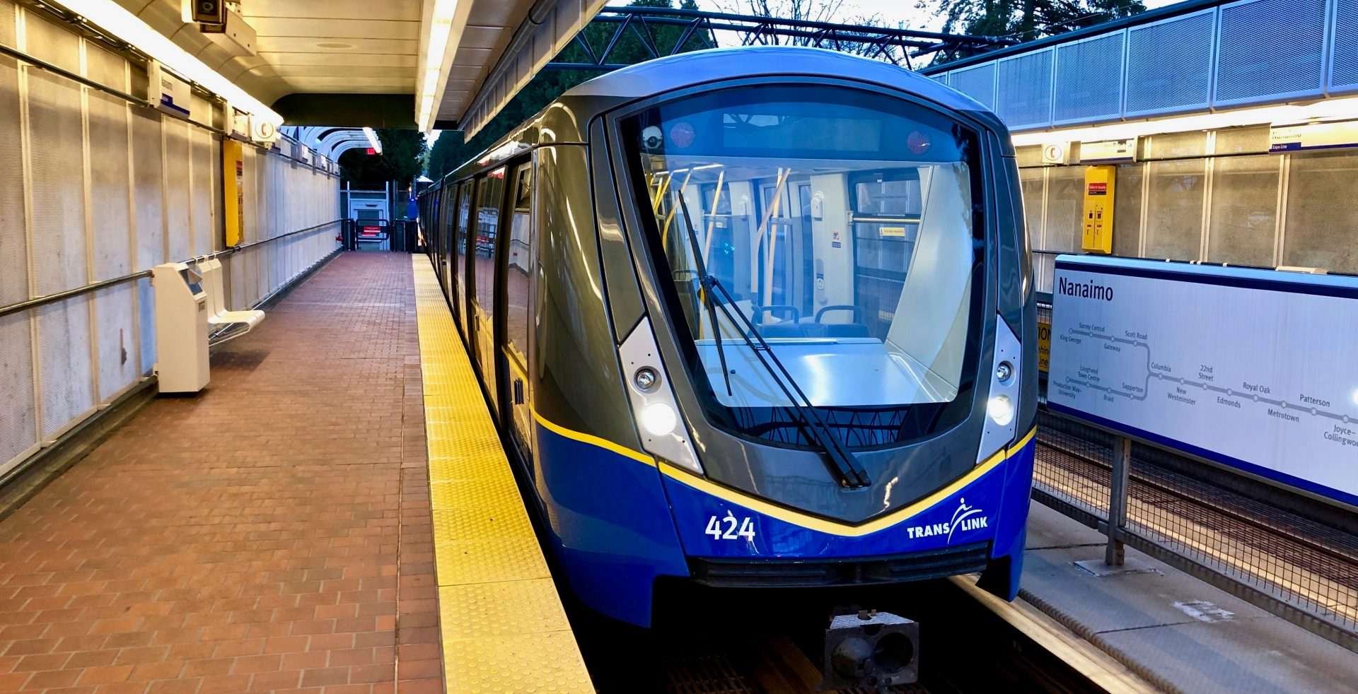 Image for Advocacy Win! Skytrain to Langley announced!