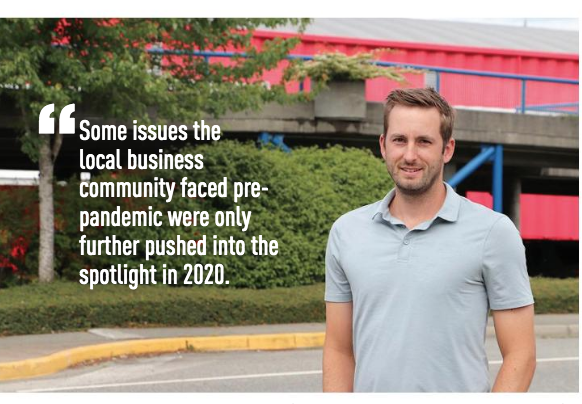Image for Greater Langley Chamber of Commerce featured in the Langley Advance Times