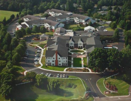 Brandon Oaks Aerial
