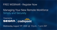 Managing Your New Remote Workforce Simply and Secure